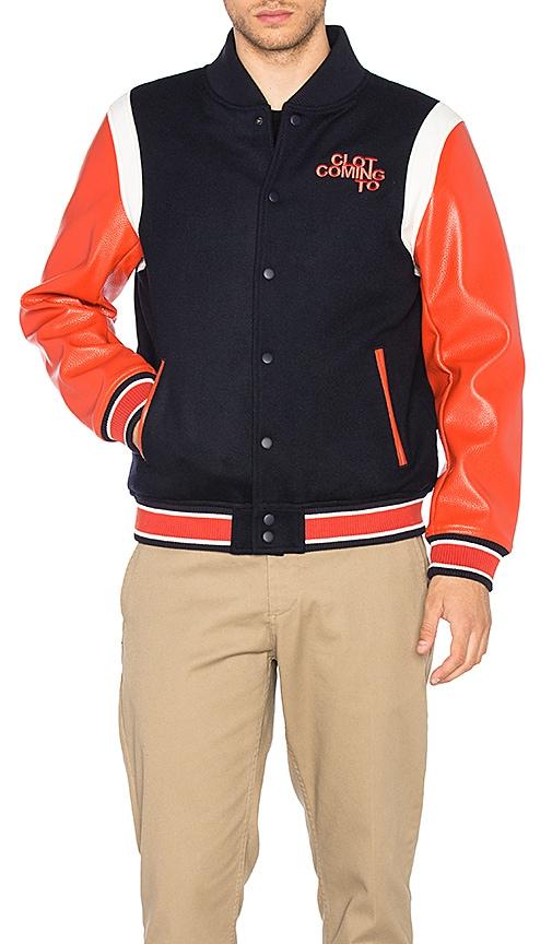 x REVOLVE Stadium Jacket