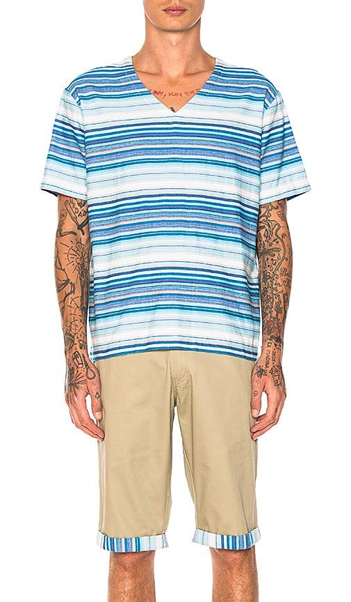 CLOT Hospital Shirt in Blue
