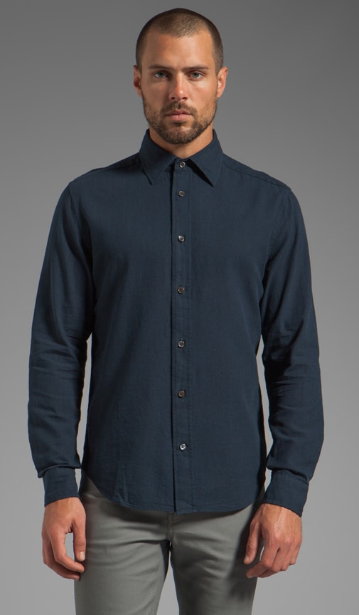 Gilbert Soft Chambray Shirt