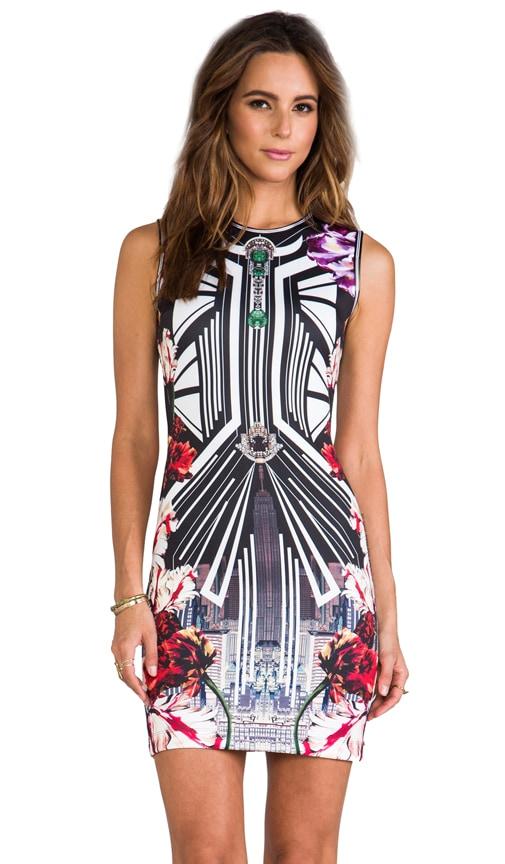 Deco City Dress