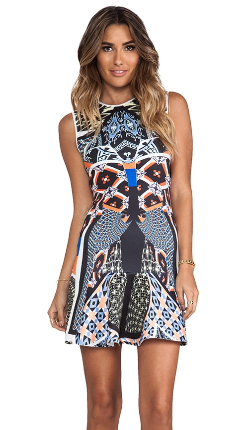 Cuban Tile Dress