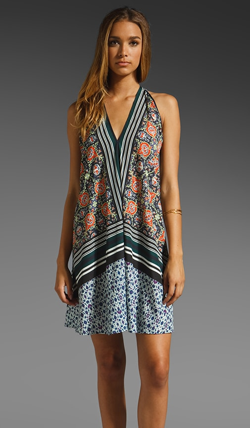 Dutch Wallpaper Tank Dress