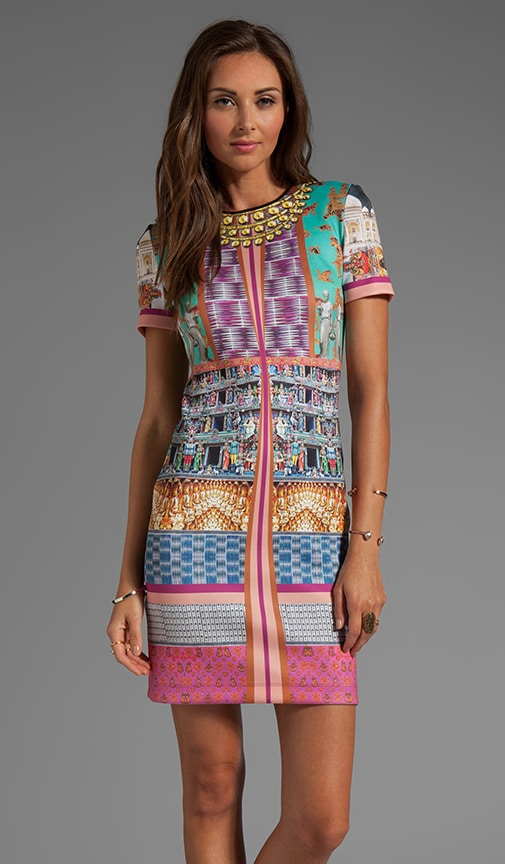 Taj Mahal Neoprene Dress