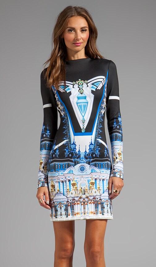Crystal Palace Neoprene Dress