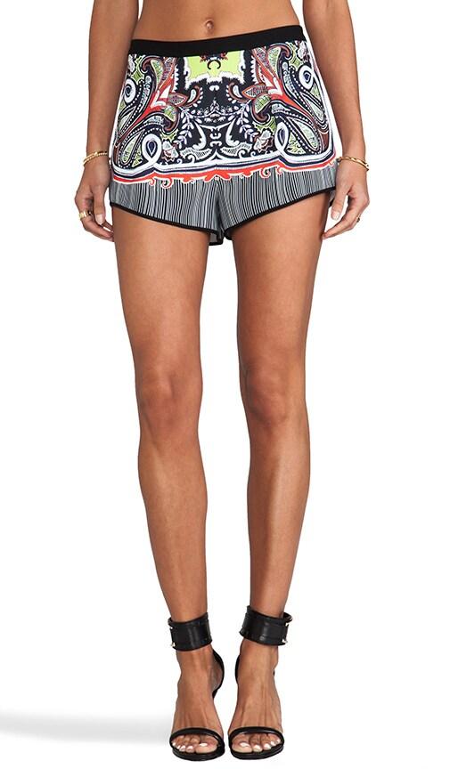 Havana Paisley Shorts