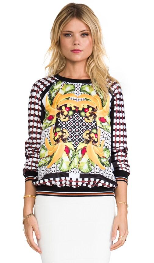 Banana Scarf Sweatshirt