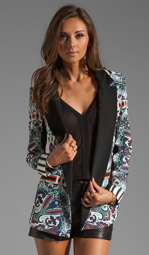 Paisley Road Soft Suiting Blazer