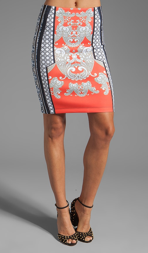 Bollywood Neoprene Skirt