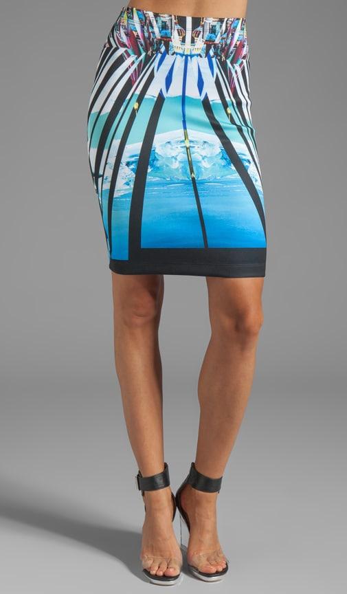 Glacial City Neoprene Skirt