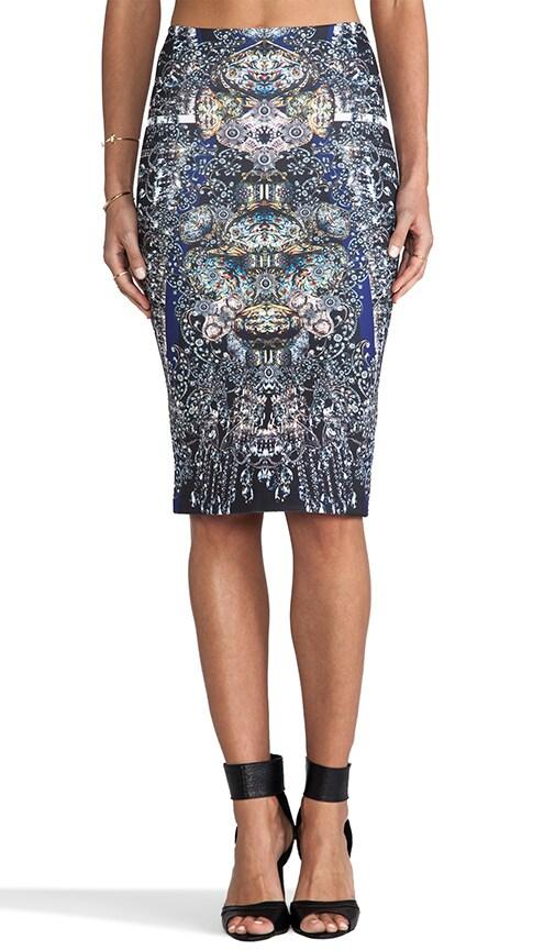Russian Enamel Skirt