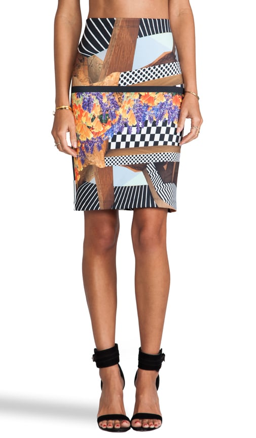 Lautner Land Neoprene Skirt