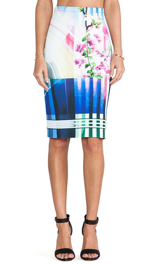 Hollywood Bowl Neoprene Skirt