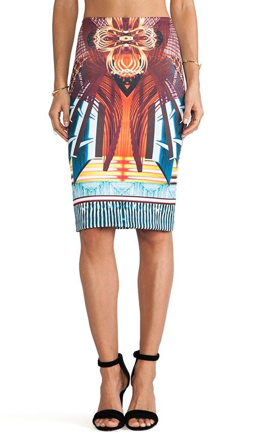 Furniture Weave Neoprene Skirt