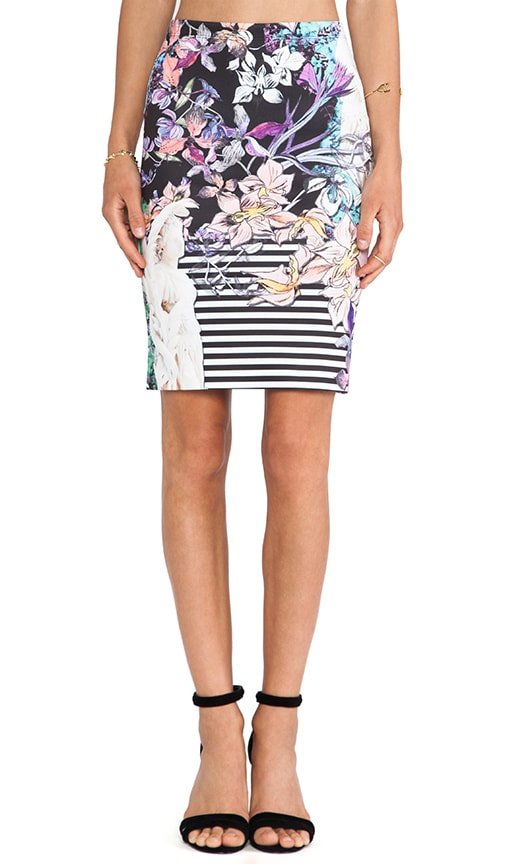 Enchanted Garden Neoprene Skirt