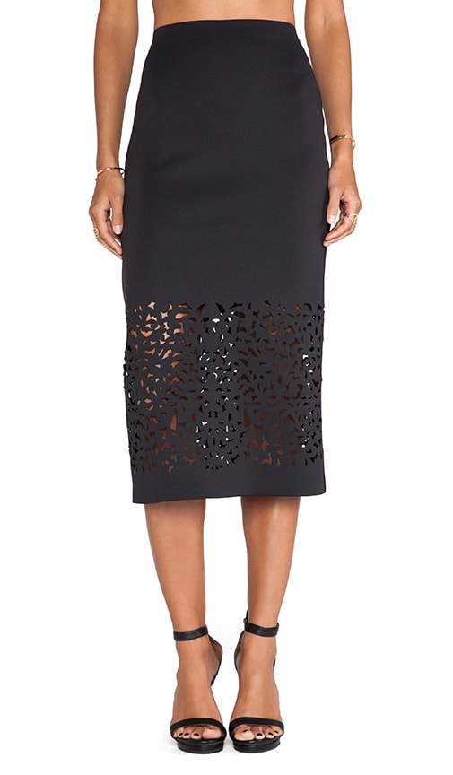 Lasercut Neoprene Skirt