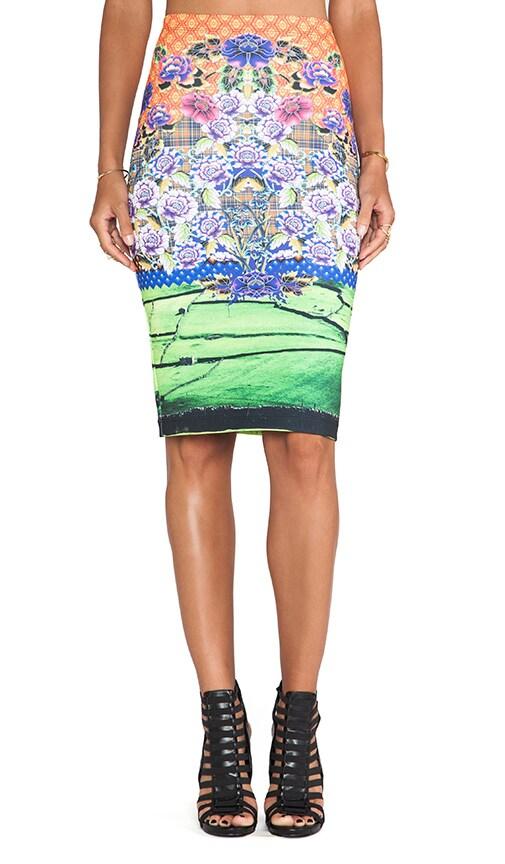 Newgrange Clover Pastures Neoprene Skirt