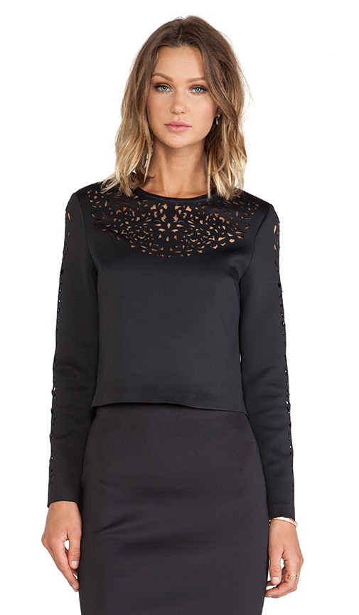 Lasercut Neoprene Top