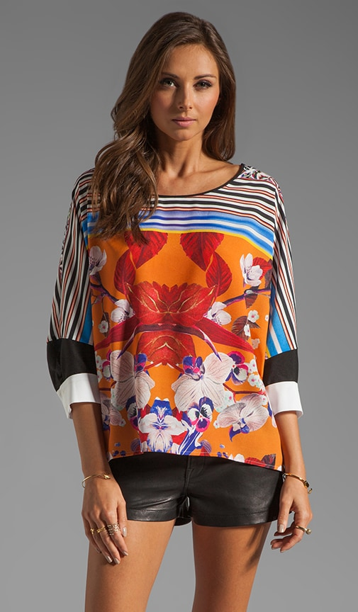 Prism Orchid Top
