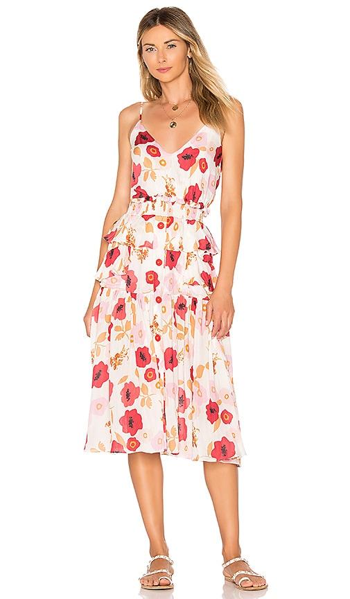 Ellia Midi Dress