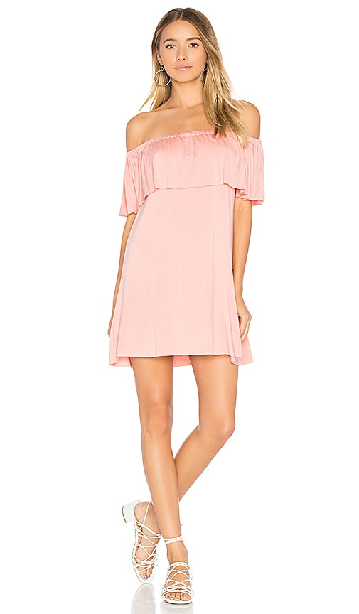 Clayton Amalia Dress in Pink