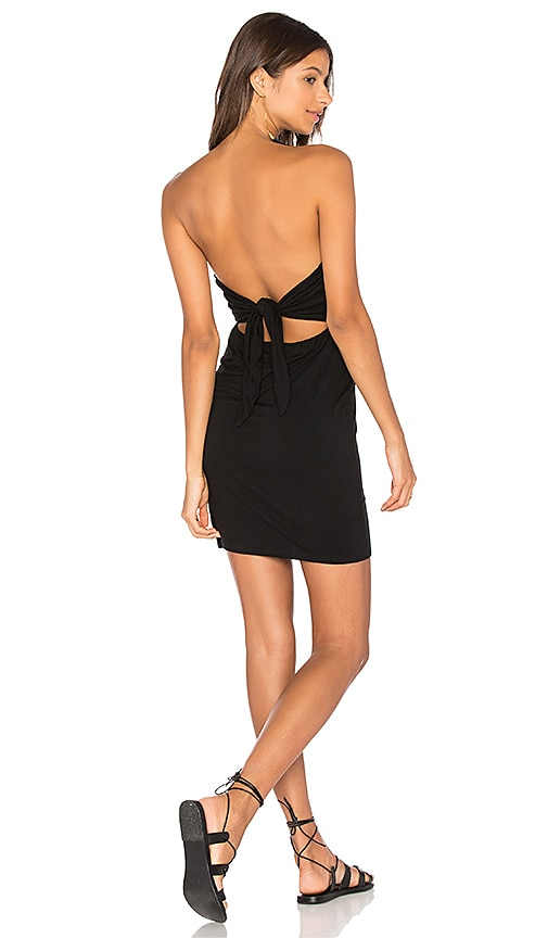 Clayton Monique Dress in Black