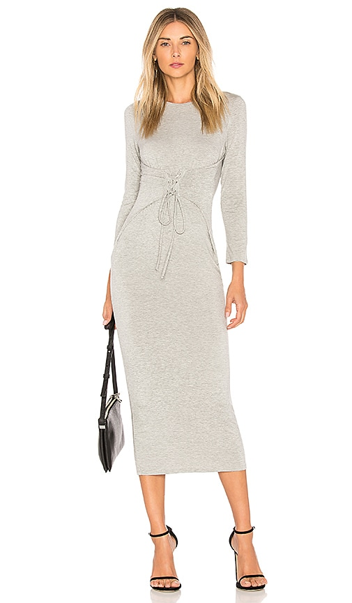Clayton Kamil Dress in Gray