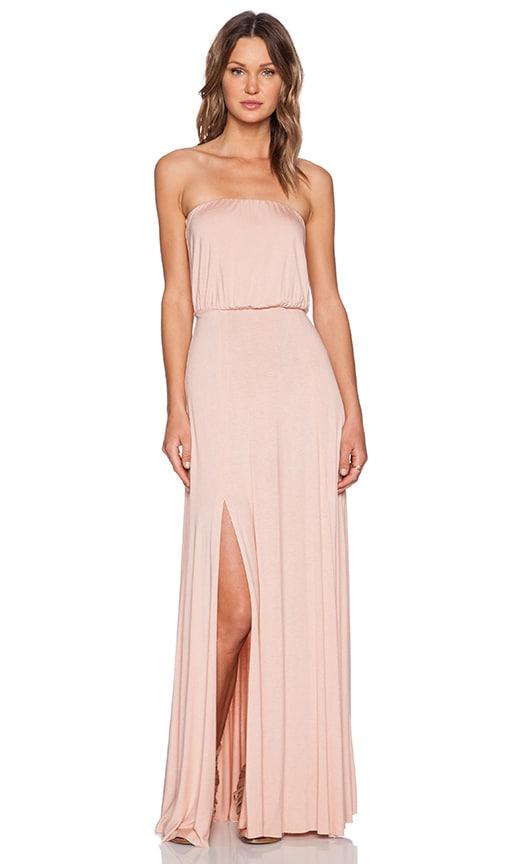 Clayton Louise Dress in Blush