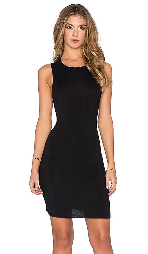 Clayton Cara Dress in Black
