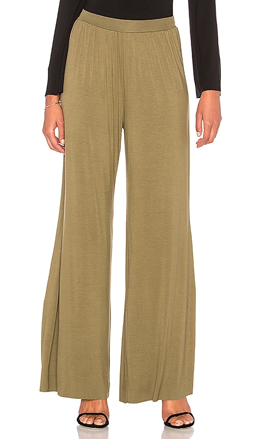 Clayton Kristy Pant in Olive