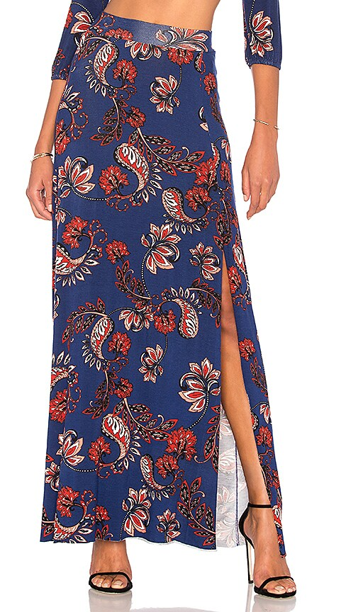 Clayton Sarah Skirt in Navy