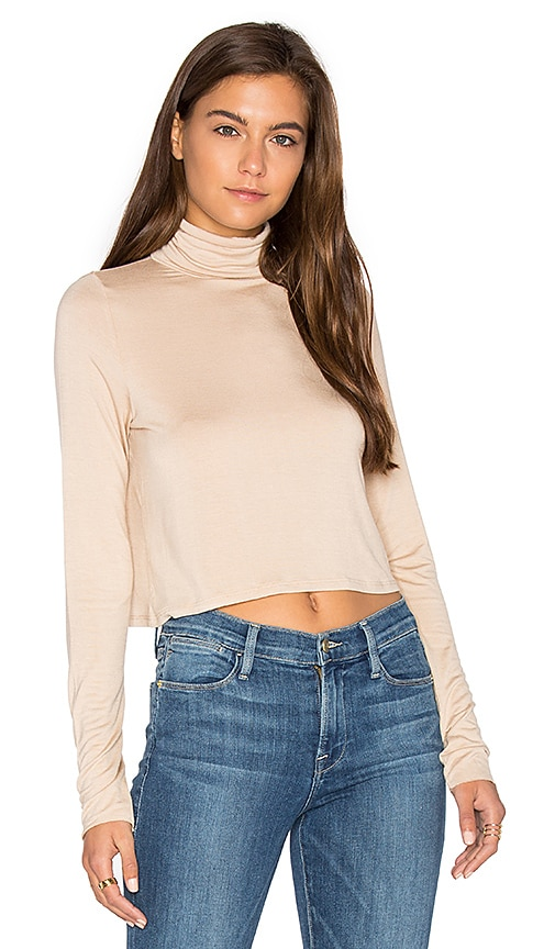 Clayton Kristin Top in Beige