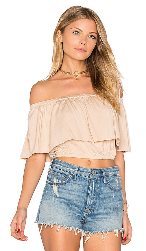 Clayton Molly Top in Blush