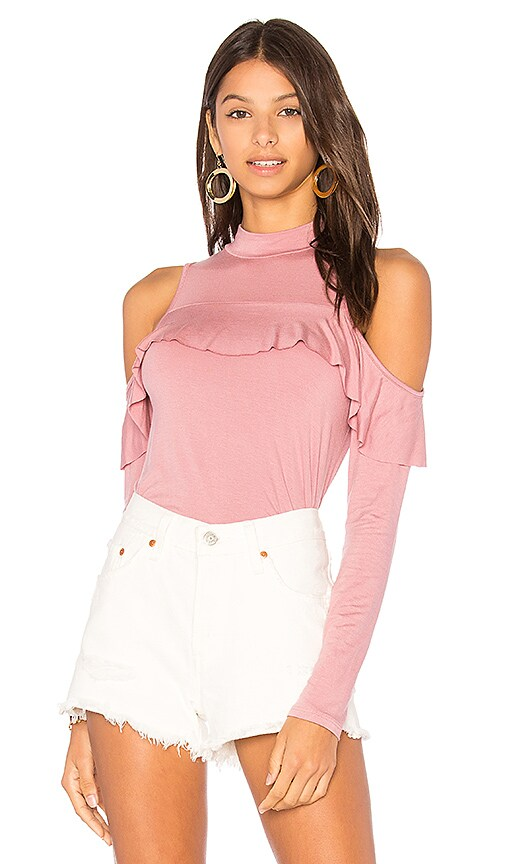 Clayton Colin Top in Pink