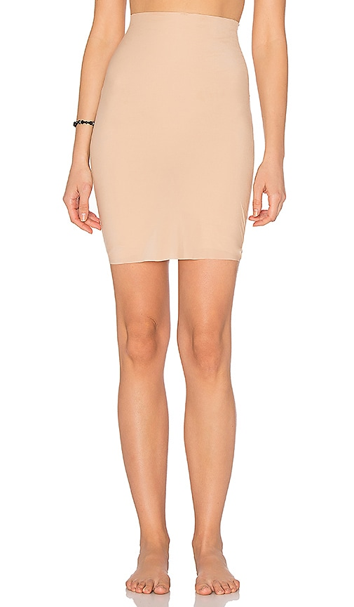 Commando Classic Control Skort in Tan