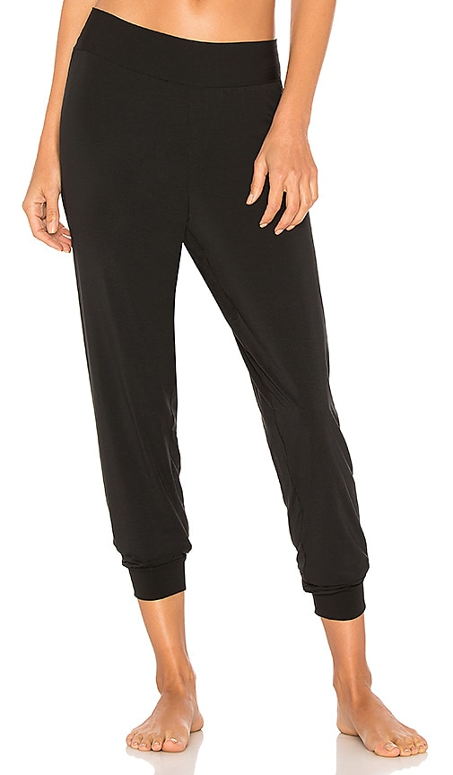 Commando Butter Jogger Pant in Black