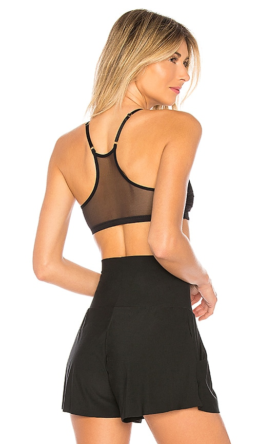 Chic Mesh Scoop Bralette