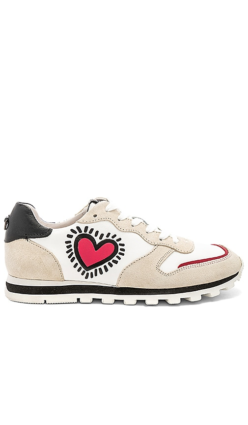 Coach x KEITH HARING Heart Runner in