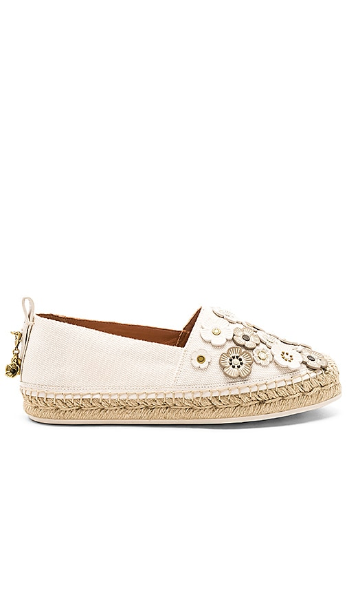 TEA ROSE ASTOR ESPADRILLE