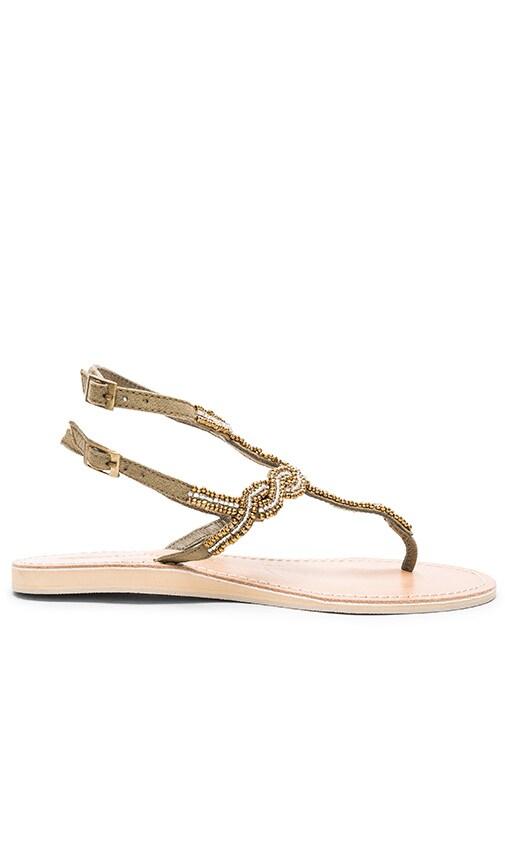 cocobelle Nevis Sandal in Olive