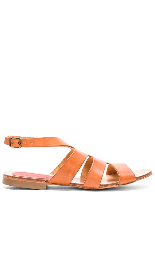 cocobelle Antonella Sandal in Brown