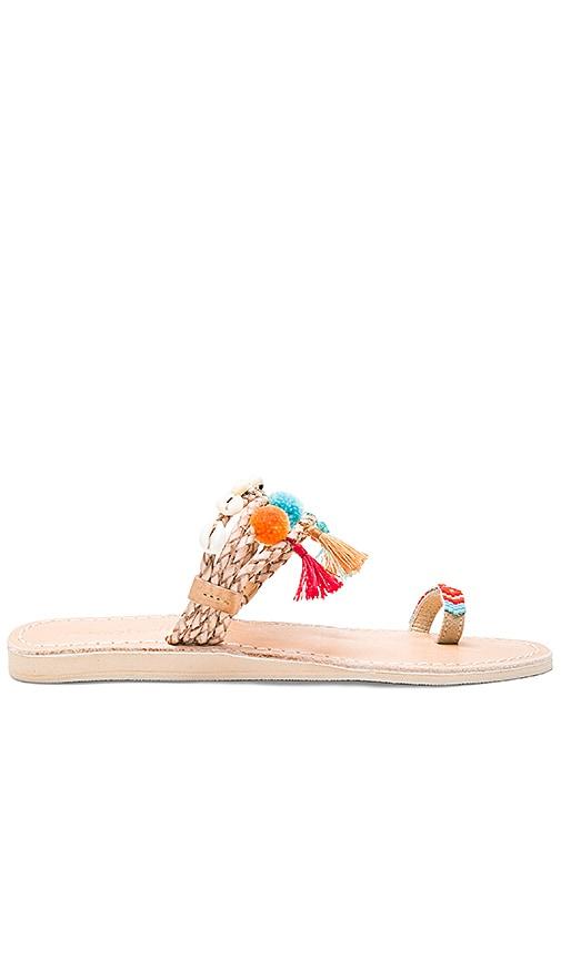 cocobelle Kopi Sandal in Beige