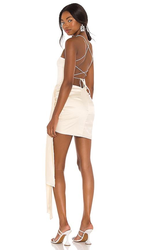 Camila Coelho Carlota Dress in Vanilla | REVOLVE