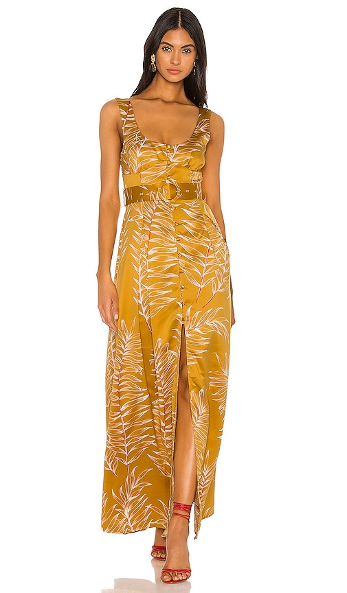 Belmira Maxi Dress by Camila Coelho