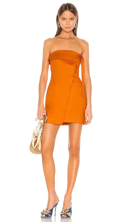 Ila Strapless Mini Dress