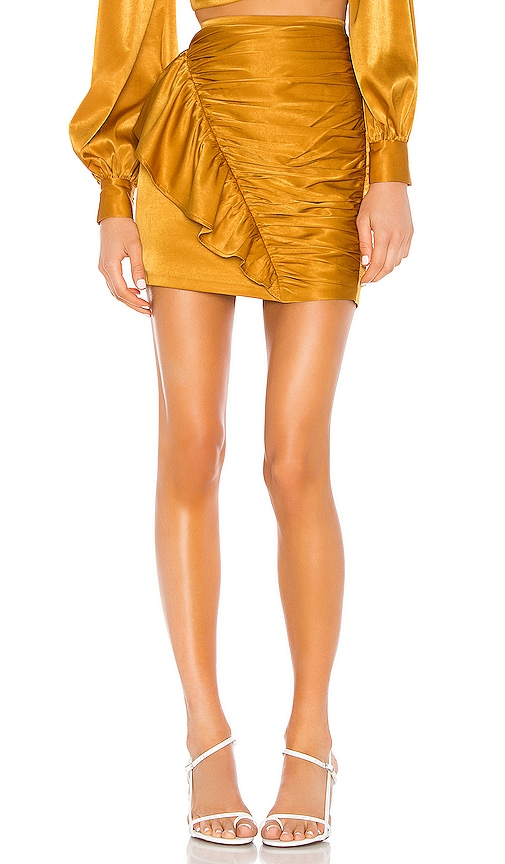 Kaylee Mini Skirt by Camila Coelho