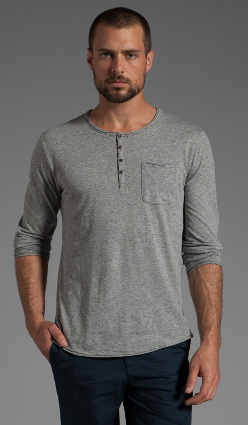 Spence L/S Henley in