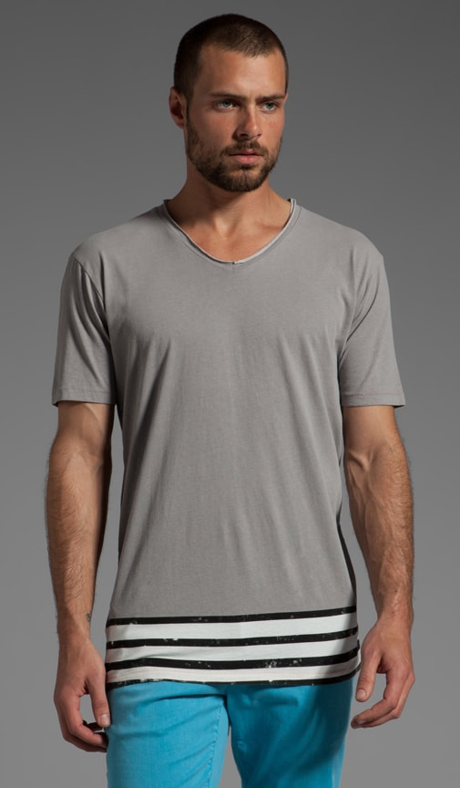 Intrepid S/S V-Neck Tee