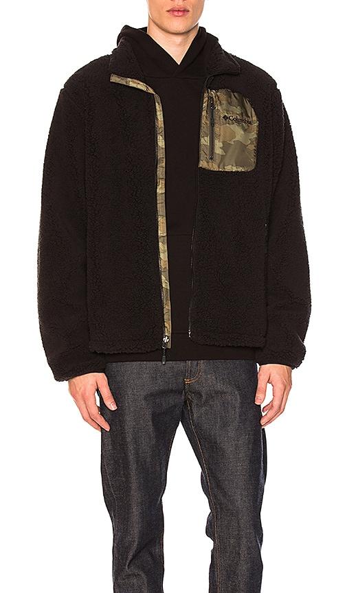 Columbia Japan Archer Ridge Jacket in Black
