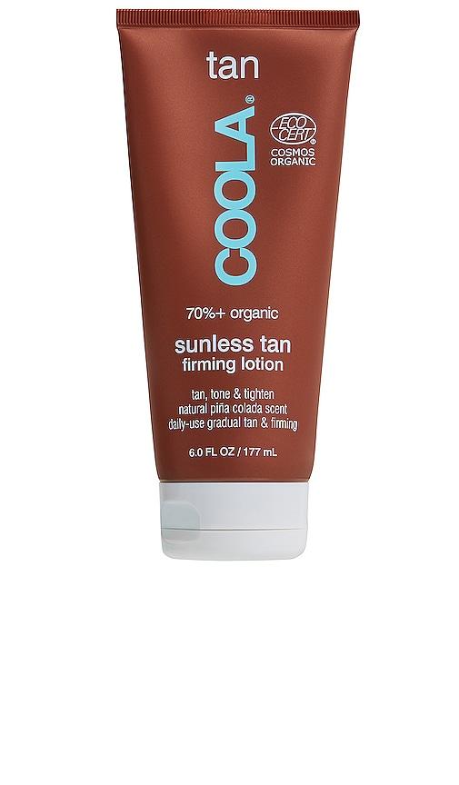 Organic Gradual Sunless Tan Firming Lotion