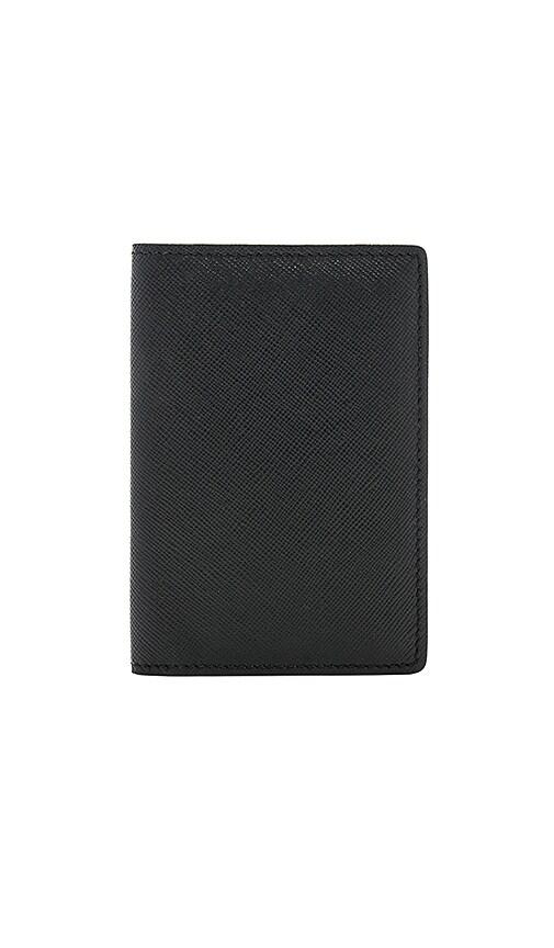 Leather Folio Wallet